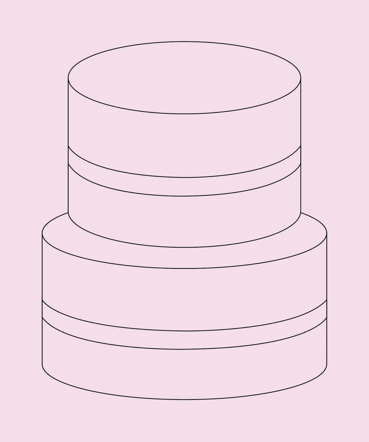 TWO TIER - two layer (SIRVE 25)