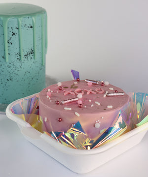 PITY PARTY CAKE