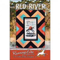 Villa Rosa Designs - Quilt Pattern - Red River
