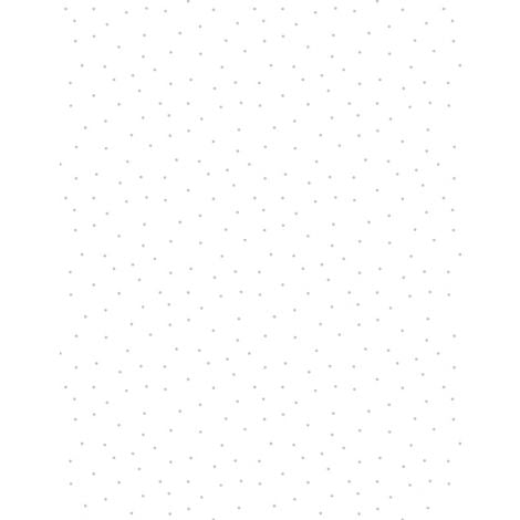 Wilmington Prints - Essentials Pindots - White on White