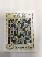 Fabric Cafe - Quilt Pattern - Fat Quarter Strip