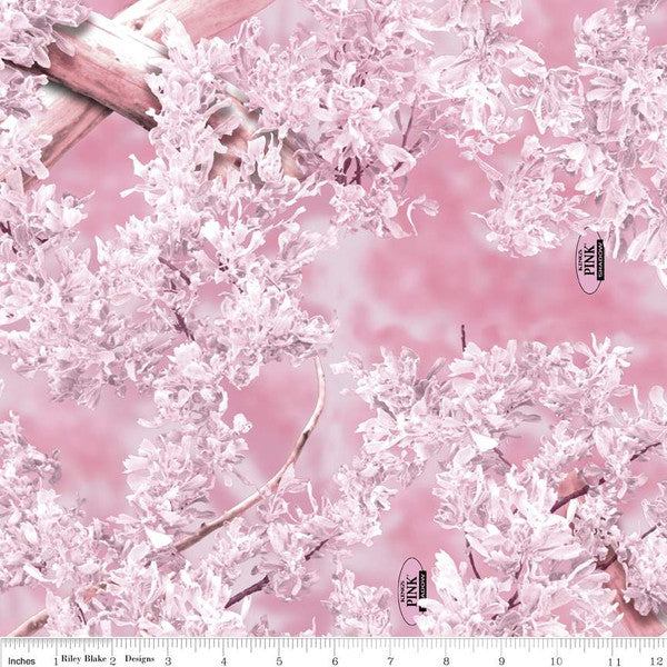 Riley Blake Fabrics - King's Camo - Pink Shadow