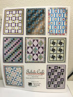 Fabric Cafe - Quilt Pattern - Modern Views with 3-Yard Quilts Book