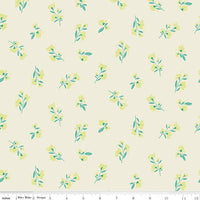 Riley Blake Fabrics - Midsummer Meadow - Blossom Cream