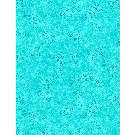 Wilmington Prints - Essential - Sparkles Light Turquoise