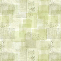 Wilmington Prints - Forest Study - Parchment Allover Green
