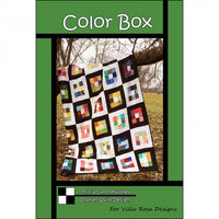 Villa Rosa Designs - Quilt Pattern - Color Box