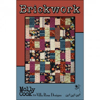 Villa Rosa Designs - Quilt Pattern - Brickwork