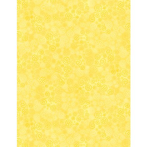 Wilmington Prints - Essential - Sparkles Yellow