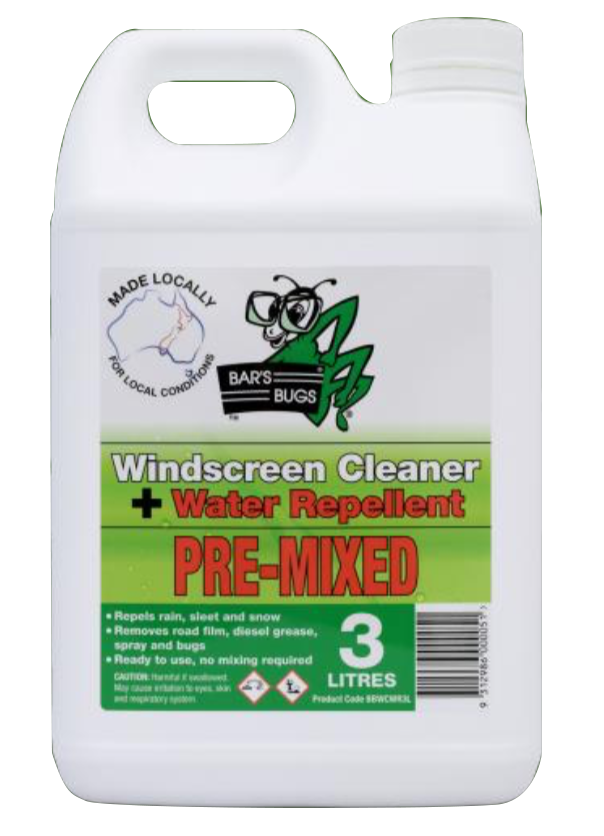 Premix With Rain Repellent - 3L