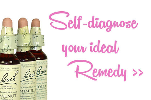 Self Diagnosis - choose your own Remedy mix