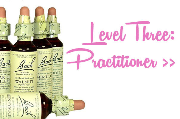 Bach Flower Remedies Course - Level 3 Practitioner
