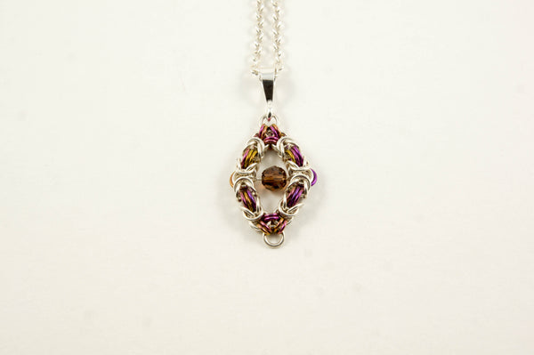 Floating Bead Pendant