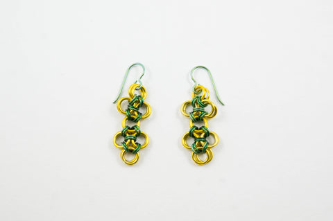 Japanese Florette Earrings
