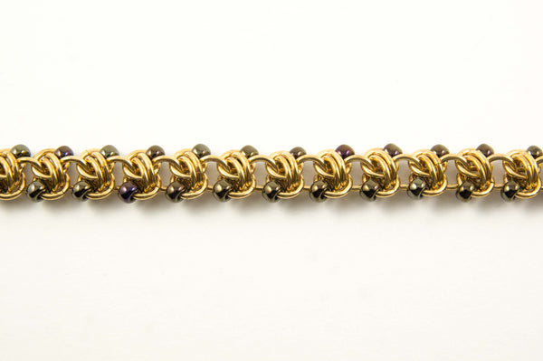 Rapid Track Bracelet (brass) - 30% off