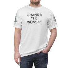 Load image into Gallery viewer, CHANGE THE WORLD Tee