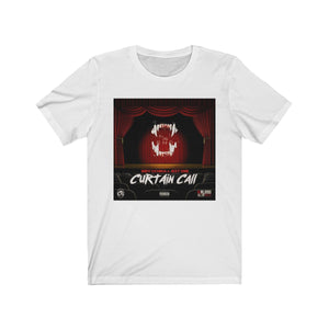 "Indy Uchiha ""Curtain Call"" Short Sleeve Tee"