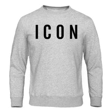 Load image into Gallery viewer, Men's Hoodies  ICON Tops Casual Pullovers