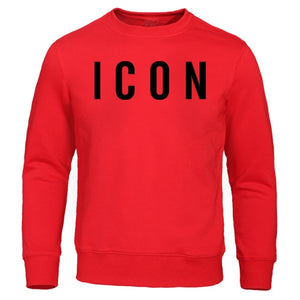 Men's Hoodies  ICON Tops Casual Pullovers