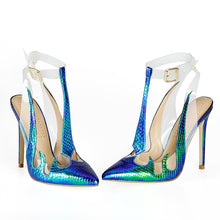 Load image into Gallery viewer, Mermaid Heels