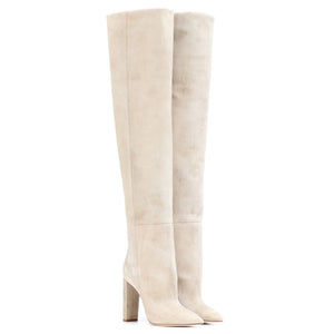 Sexy Knee High Party Boots - Cold Weather Fashion