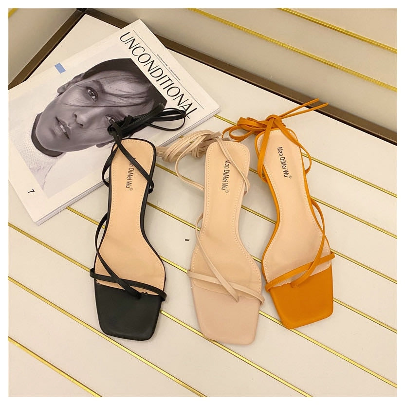 Nude Sandals to impress your man