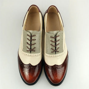 Vintage Oxford Loafers --- Exclusive Handmade Shoes
