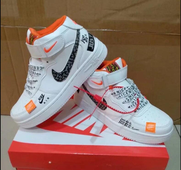 Men & Women's High Top Nike - 4LAUNT.COM