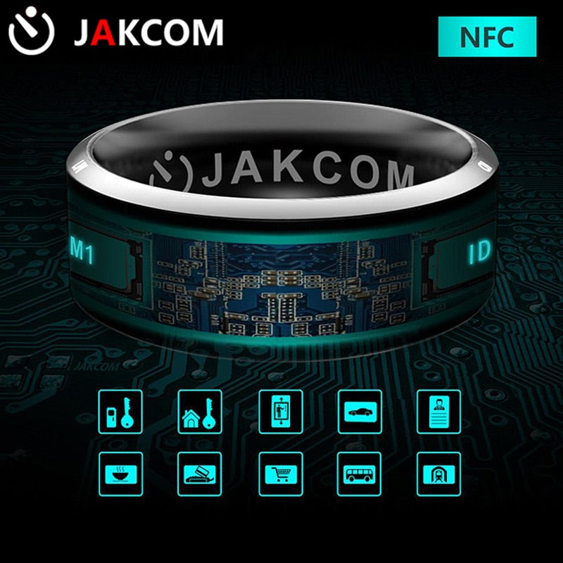 Original Jakcom R3F Waterproof Smart Ring - 4LAUNT.COM
