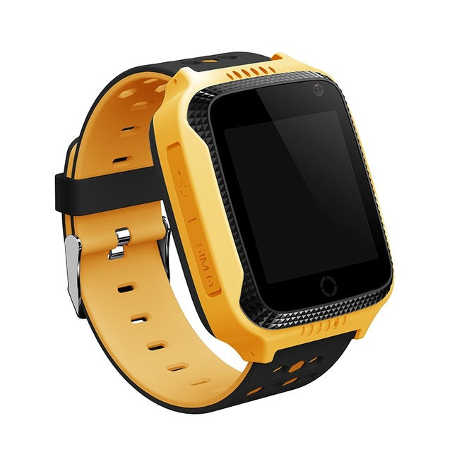 Kids GPS Location Tracking & Health Monitor Smart Watch - 4LAUNT.COM