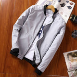 Men's Casual Summer Jacket - 4LAUNT.COM