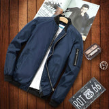 New Japan Style Casual Bomber Jacket - 4LAUNT.COM
