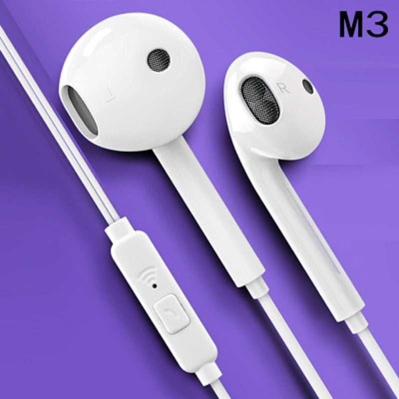3.5mm Gaming Earphones For iPhone, Xiaomi, Huawei - 4LAUNT.COM