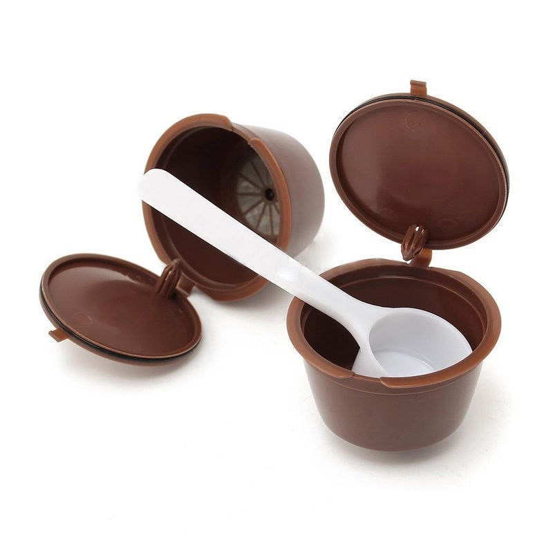Reusable Coffee Capsules - 4LAUNT.COM