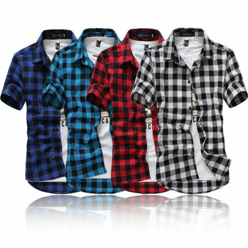 Men's Summer Casual Shirt - 4LAUNT.COM