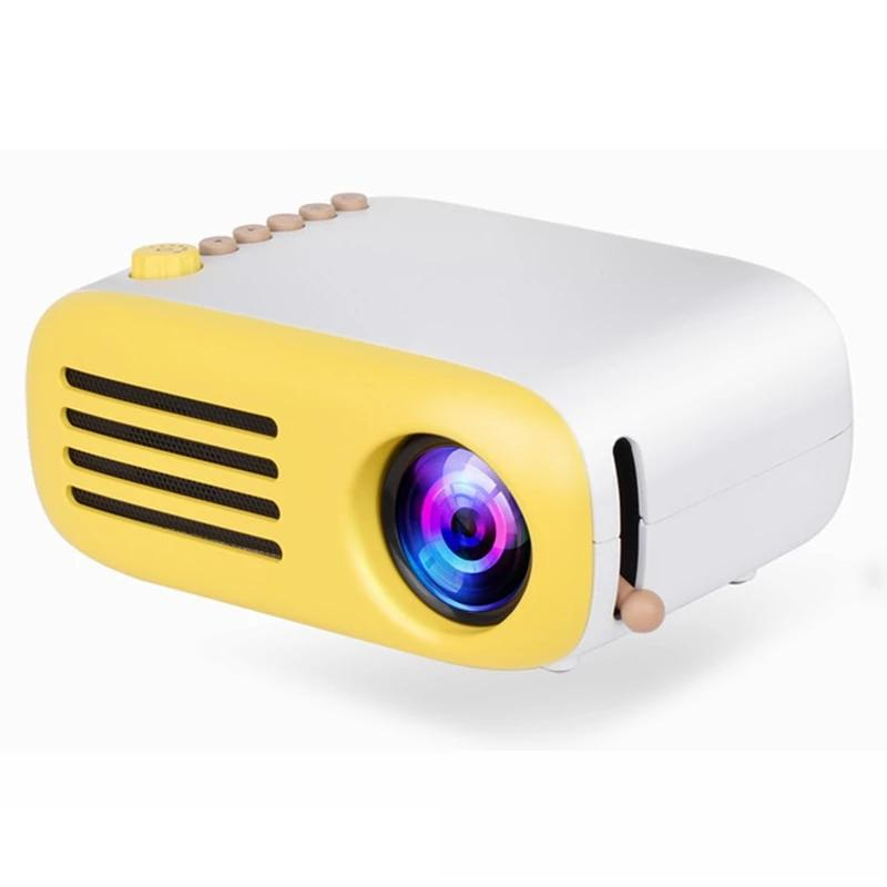 Mini LED Pocket HDMI Home Cinema Projector - 4LAUNT.COM