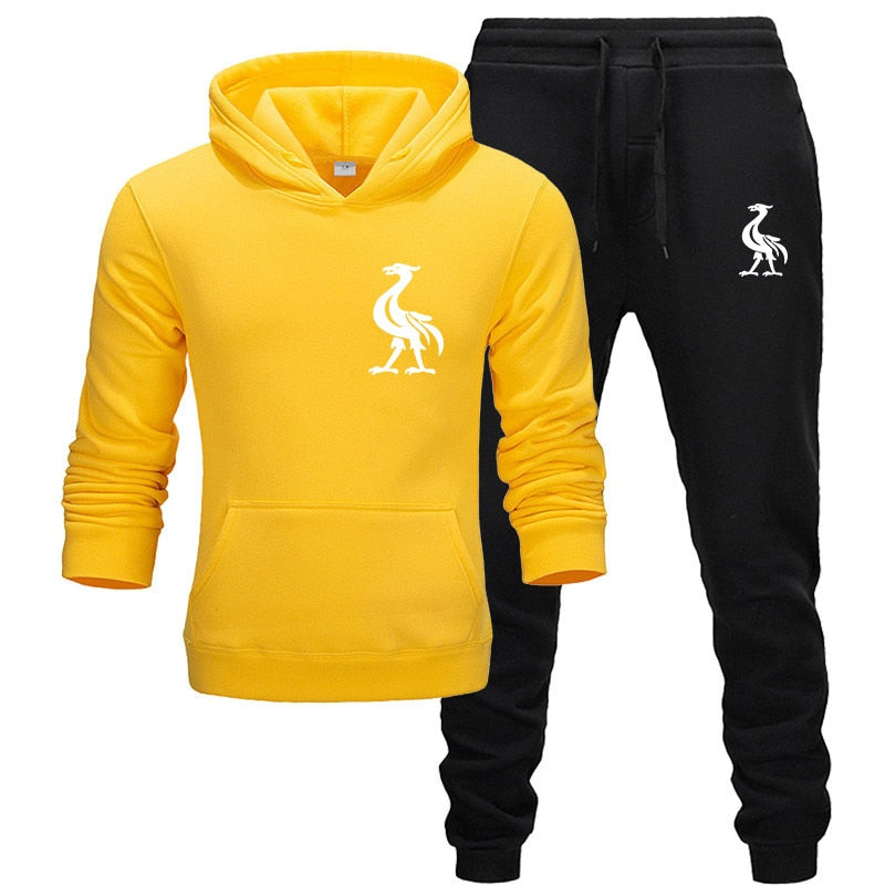New Liverpool Unisex  Branded Tracksuit - 4LAUNT.COM