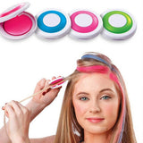 Hot 4 colors Hair Color Hair Chalk Powder - 4LAUNT.COM
