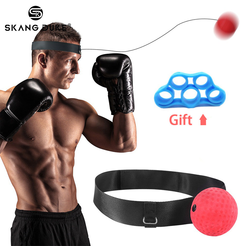Punching Speed Ball for Boxing Reflex Training - 4LAUNT.COM