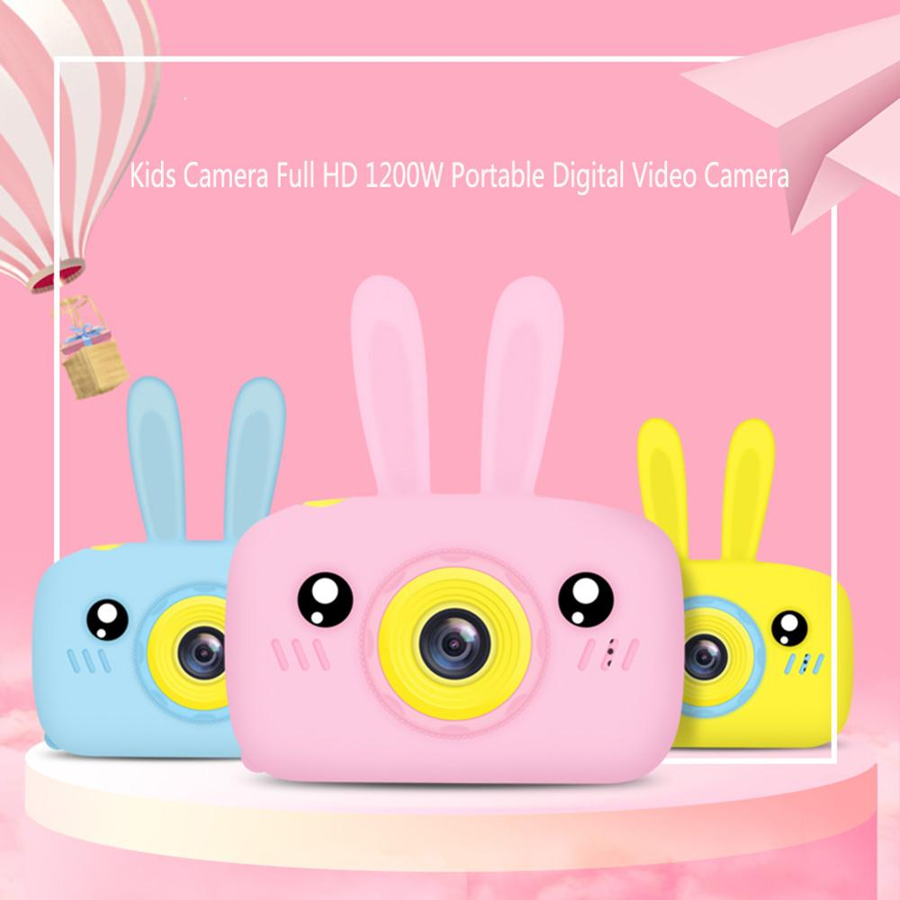 Kids Full HD 1080P Portable Digital Camera - 4LAUNT.COM