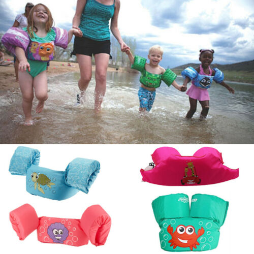 Kid's & Toddler's Swim Life Jackets - 4LAUNT.COM