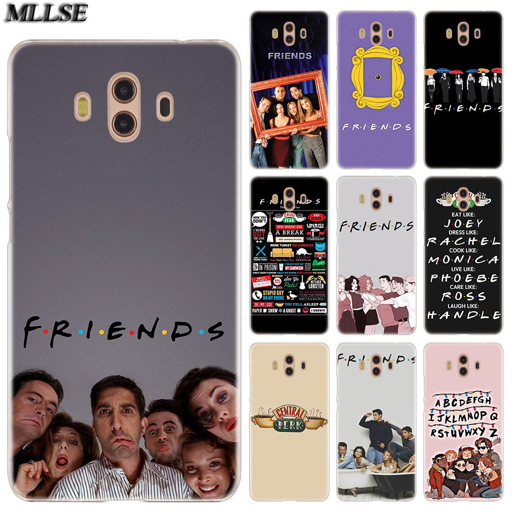 FRIENDS Fashion Huawei Mobile Case Covers