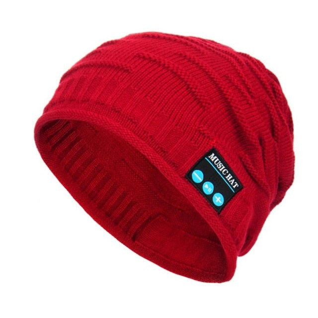 Smart Beanie With Wireless/Bluetooth Music Player/Call Hands Free