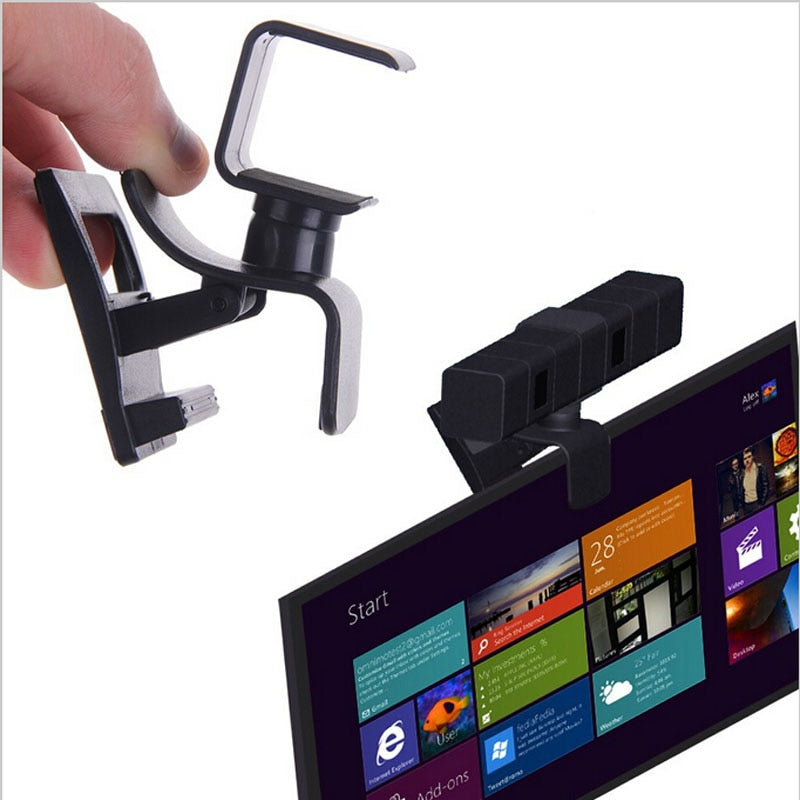 TV Monitor Clip Mount for Sony PlayStation 4 PS4 - 4LAUNT.COM