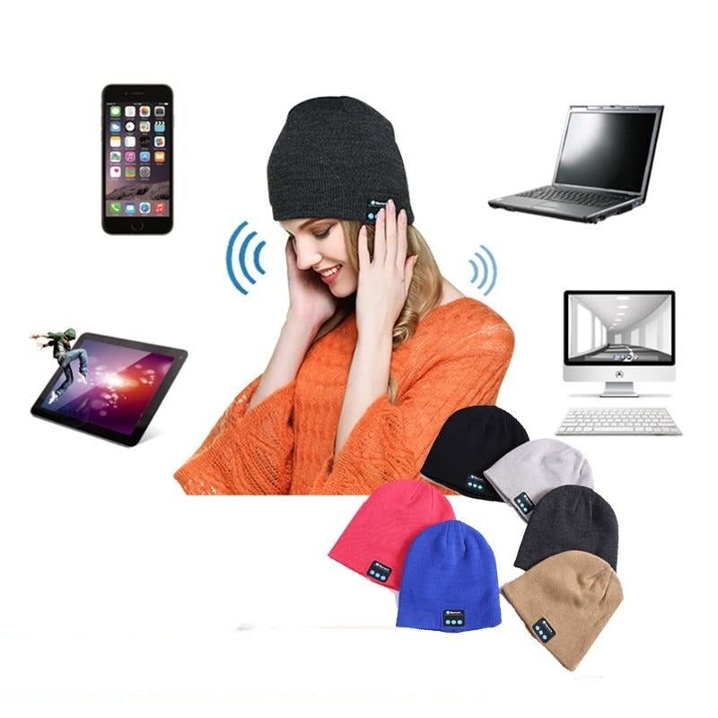 Smart Beanie Wireless/Bluetooth