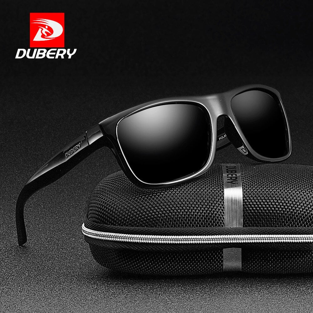 Men's Retro Dubery Polarized Sunglasses - 4LAUNT.COM