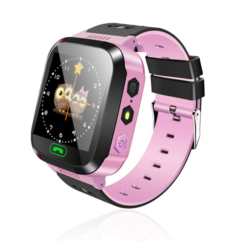 Kids Smart Watch Compatible With iOS / Android - 4LAUNT.COM