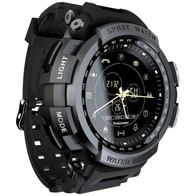 Sports Smart Watch For iOS and Android Full Function - 4LAUNT.COM