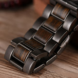 Men's High Quality Luxury Wooden Watch - 4LAUNT.COM