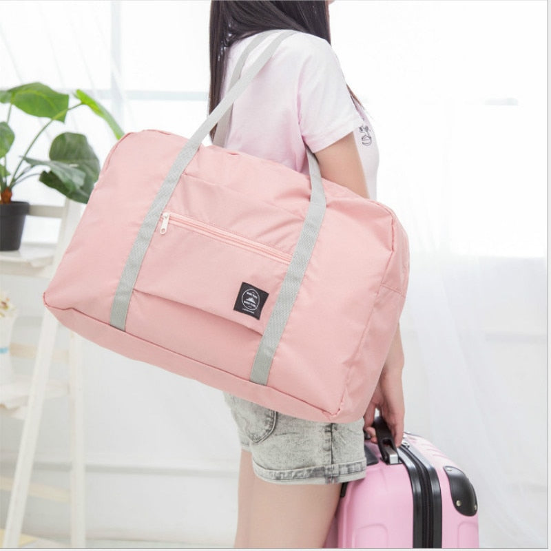 Ladies Waterproof Travel Gym Bag - 4LAUNT.COM